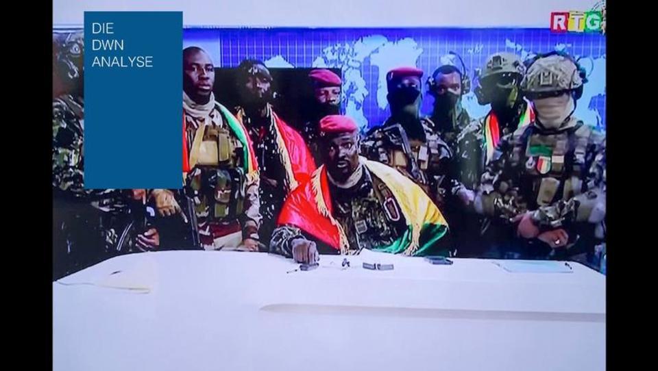 Guinea: Französischer Ex-Fremdenlegionär putscht gegen die Energieinteressen der USA