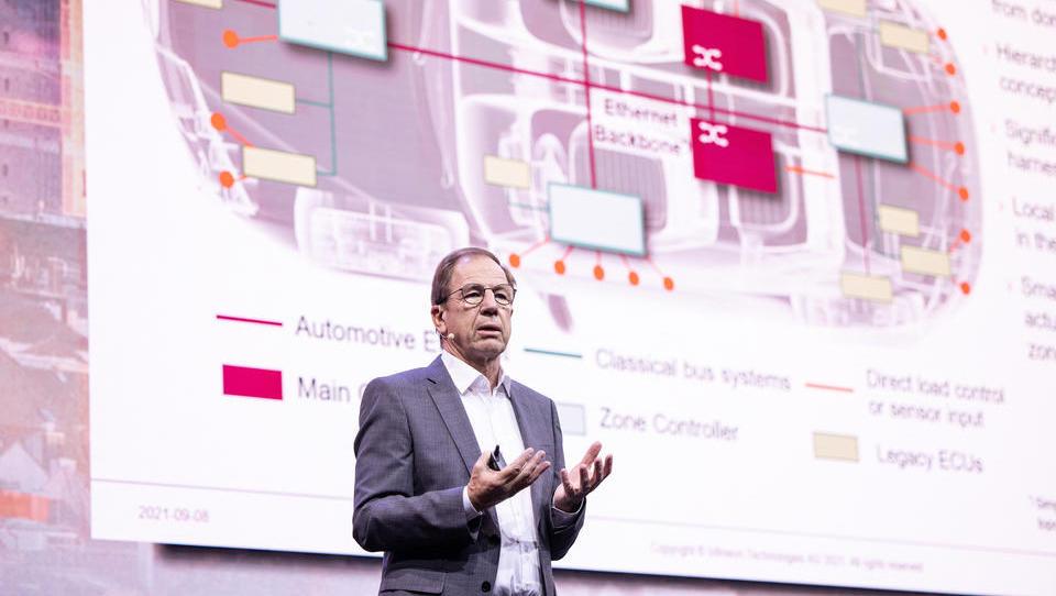 Infineon nimmt Betrieb in neuer Chip-Fabrik auf