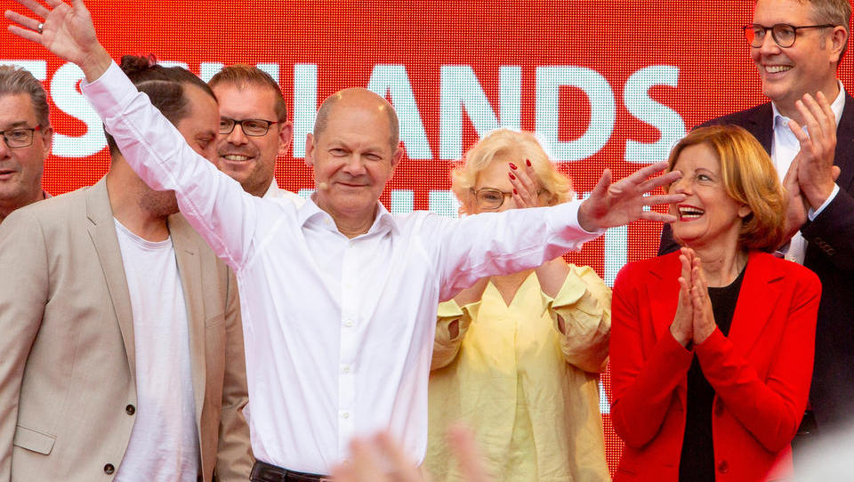 Scholz muss EU-Arbeitslosenversicherung klare Absage erteilen