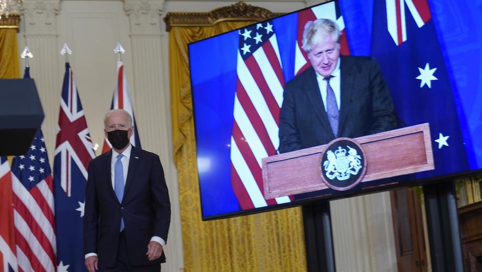 USA schmieden mit Großbritannien und Australien Militär-Pakt gegen China