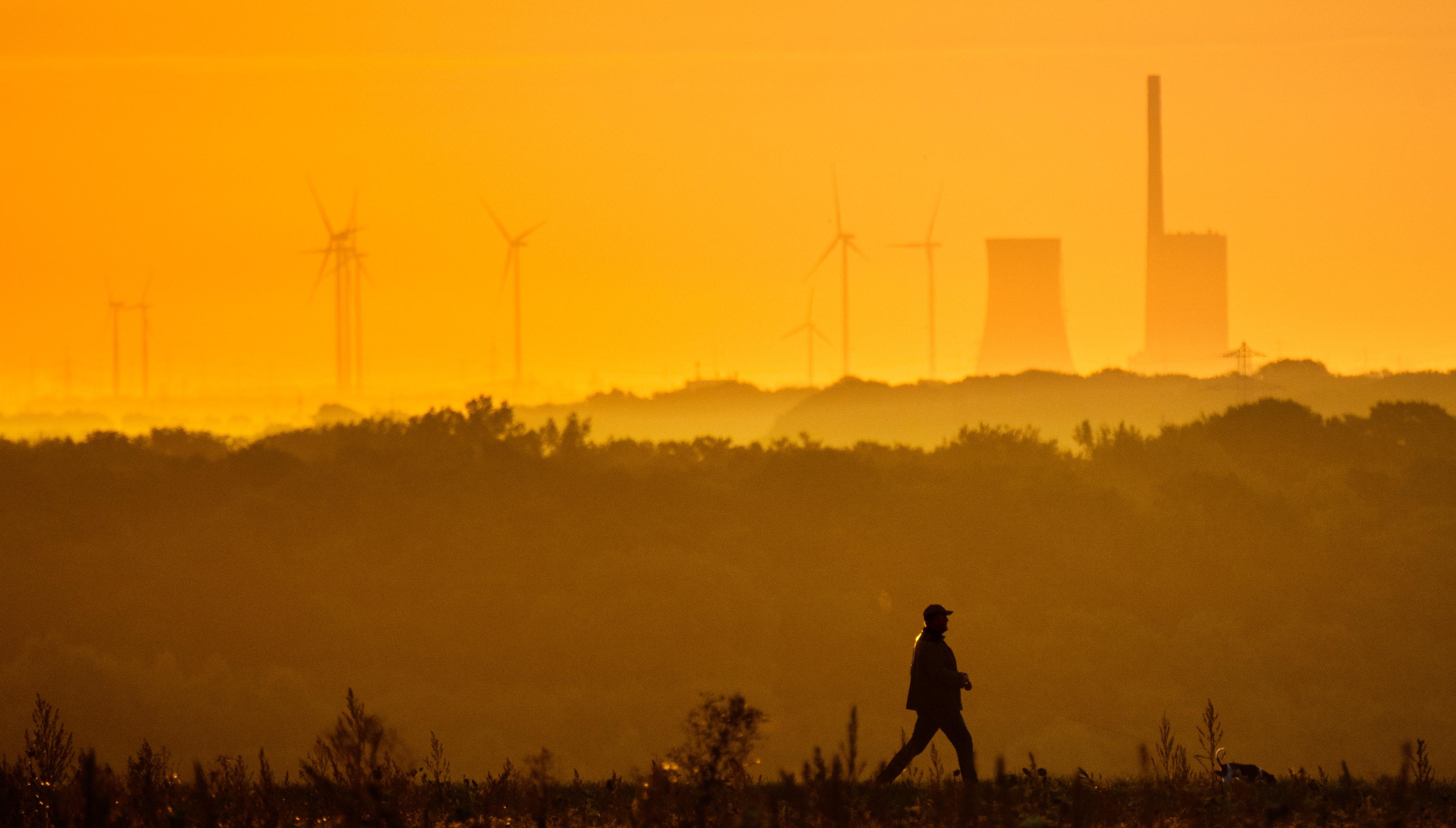 Erstes deutsches Kraftwerk muss Betrieb wegen Kohlemangel einstellen