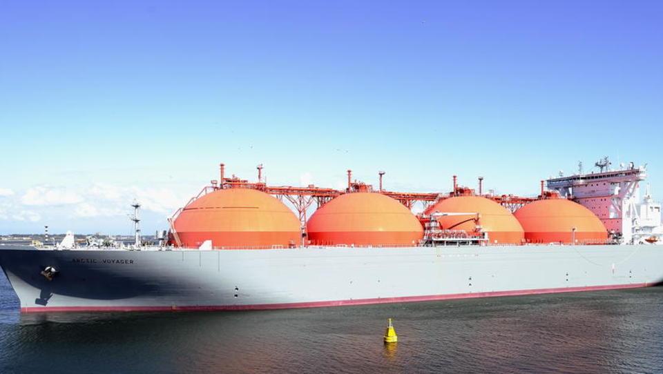 Flüssiggas soll das Pipeline-Gas in Europa nicht ersetzen, sondern ergänzen