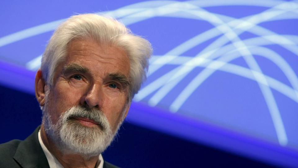 Deutscher erhält Physik-Nobelpreis für Klimaforschung