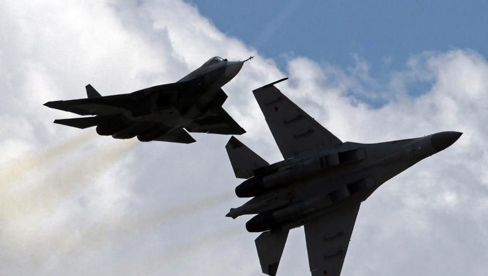 US-Studie: Nur F-15 und F-22 können gegen russische Sukhoi 35 bestehen