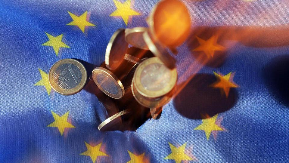 11,1 Billionen Euro: Schuldenberg der Euro-Zone steigt, Griechen und Italiener vorn