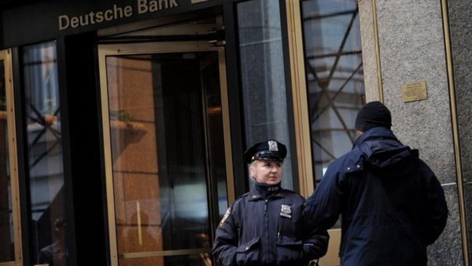Bei der Deutschen Bank in New York hält der Schlendrian Einzug