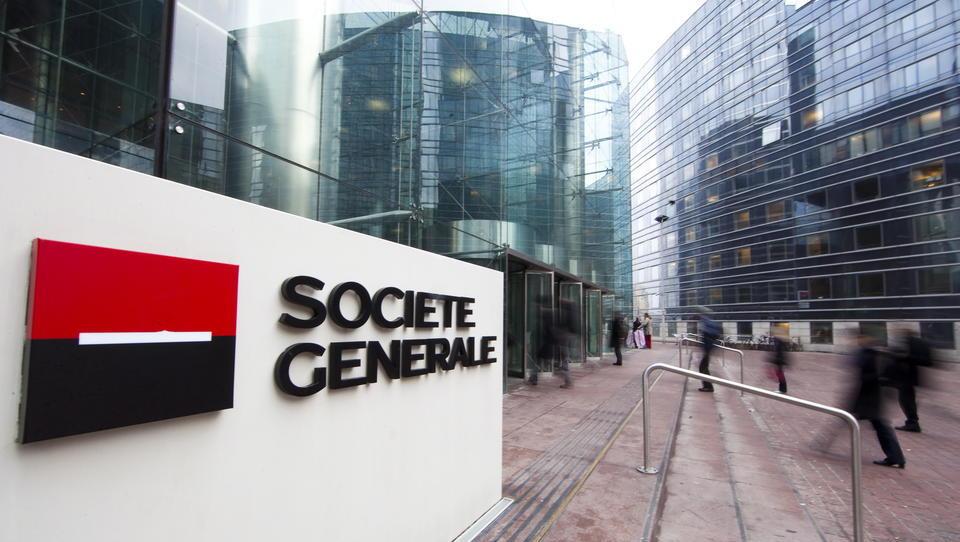 Société Générale erleidet 2020 ersten Jahresverlust seit Dekaden