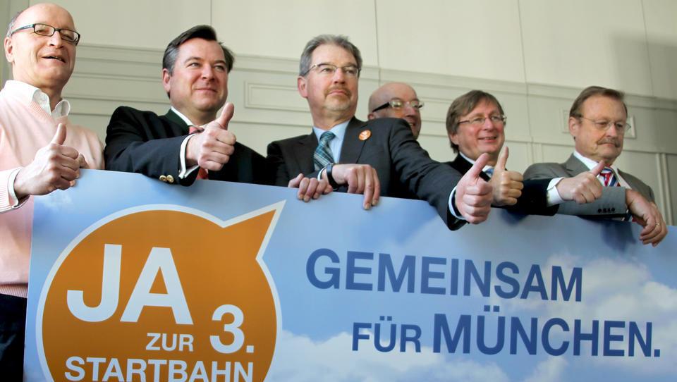 Münchens SPD-Fraktionschef tritt überraschend zur CSU über