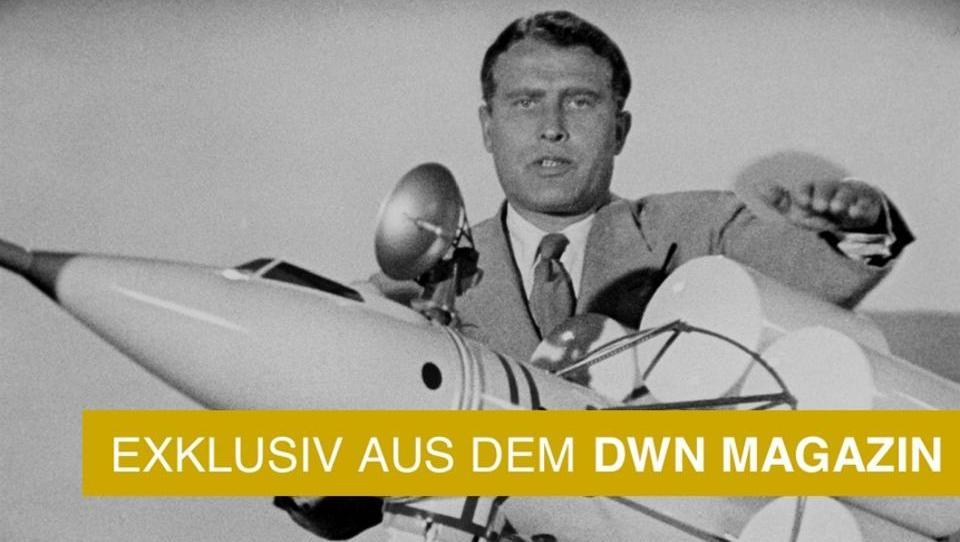Die unbekannten deutschen Väter der Raumfahrt