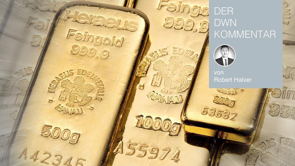 Inflation und Kryptowährungen: Das Gold befindet sich im Zweifrontenkrieg