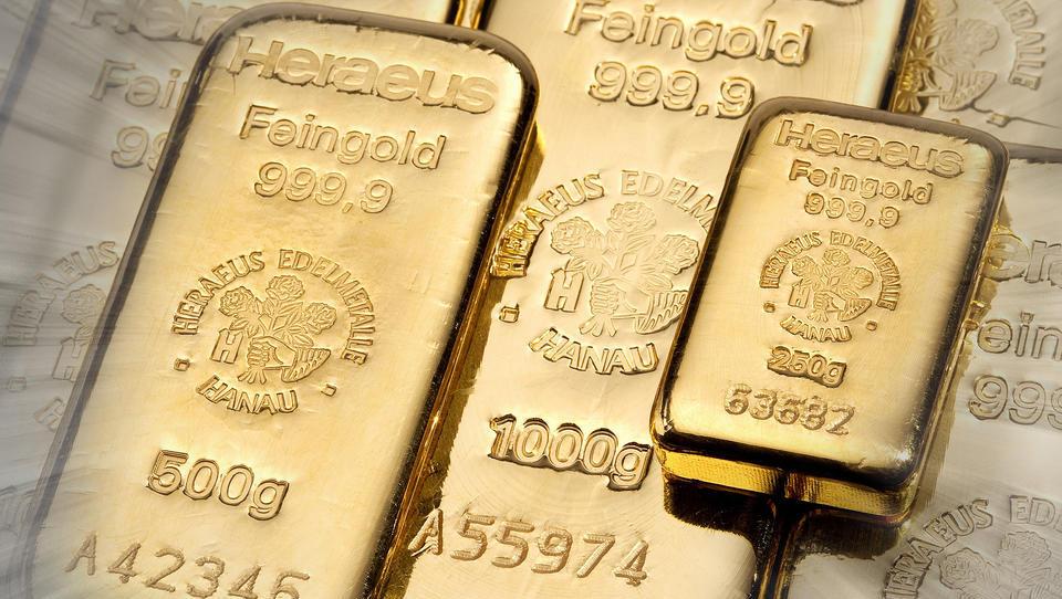 Plötzlicher massiver Gold-Abfluss aus Großbritannien wirft Fragen auf