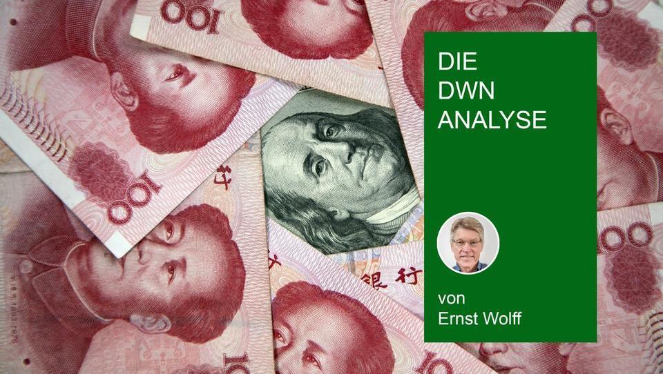 USA versus China: Wer gewinnt das Rennen um die neue Weltleitwährung?
