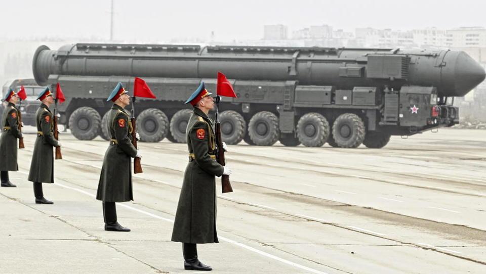 Russland testet Interkontinental-Rakete im Norden des Landes