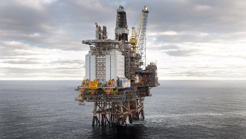 Norwegen beutet das letzte rentable Ölfeld der Nordsee aus