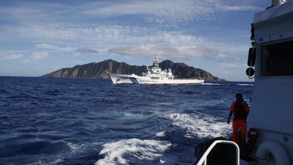 China sichert sich umstrittene Gewässer - mit Schießerlaubnis für Küstenwache