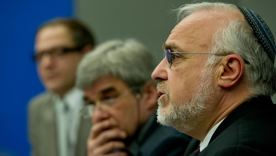 Corona und Antisemitismus: Mahnende Worte eines Rabbis an Europa