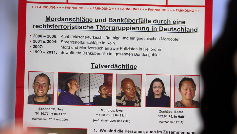 Die Grünen verhindern Freigabe von NSU-Akten – an keinem der Tatorte gibt es DNA-Spuren von Böhnhardt und Mundlos