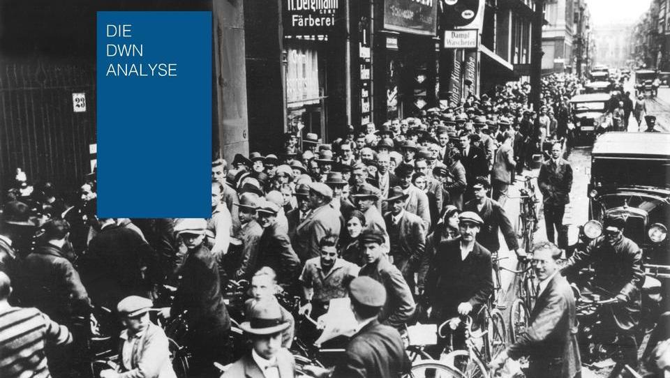 Größte Krise seit hundert Jahren: Jetzt hilft nur noch ein radikaler Schuldenschnitt