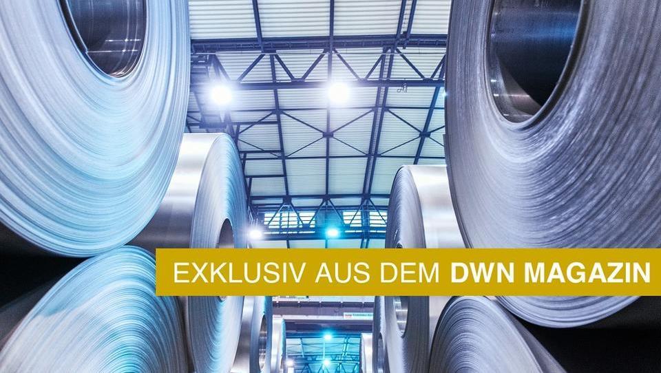 """Deutsche Wertarbeit, deutscher Arbeitsethos: August Thyssen – der """"Rockefeller des Ruhrgebiets"""""""