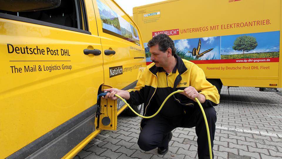 Pakete in der Pandemie heizen Nachfrage nach E-Transportern an
