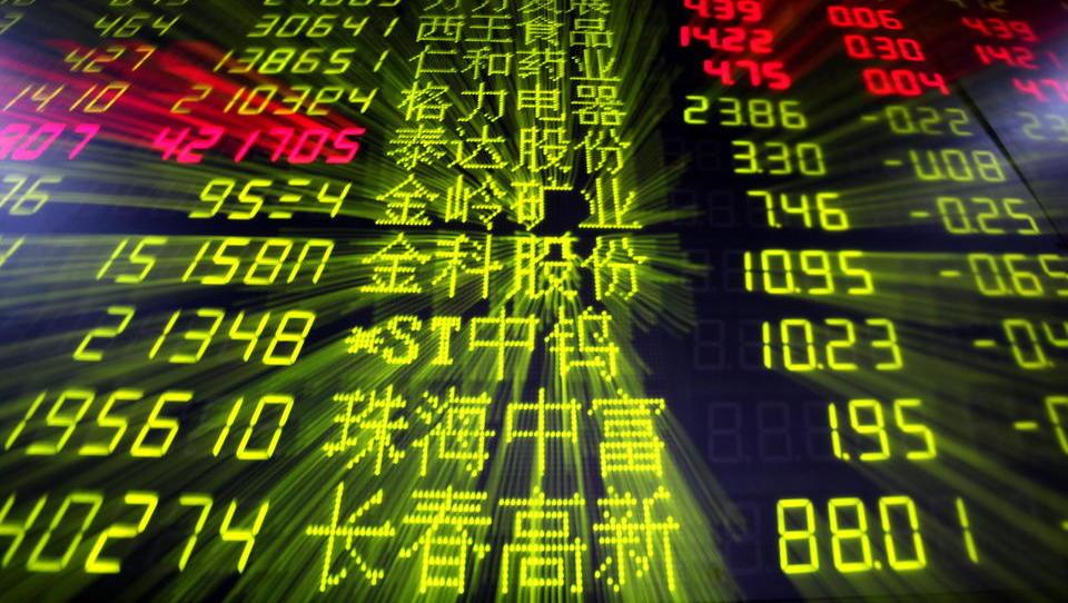 China stellt Weichen für höhere Finanz-Investitionen im Ausland