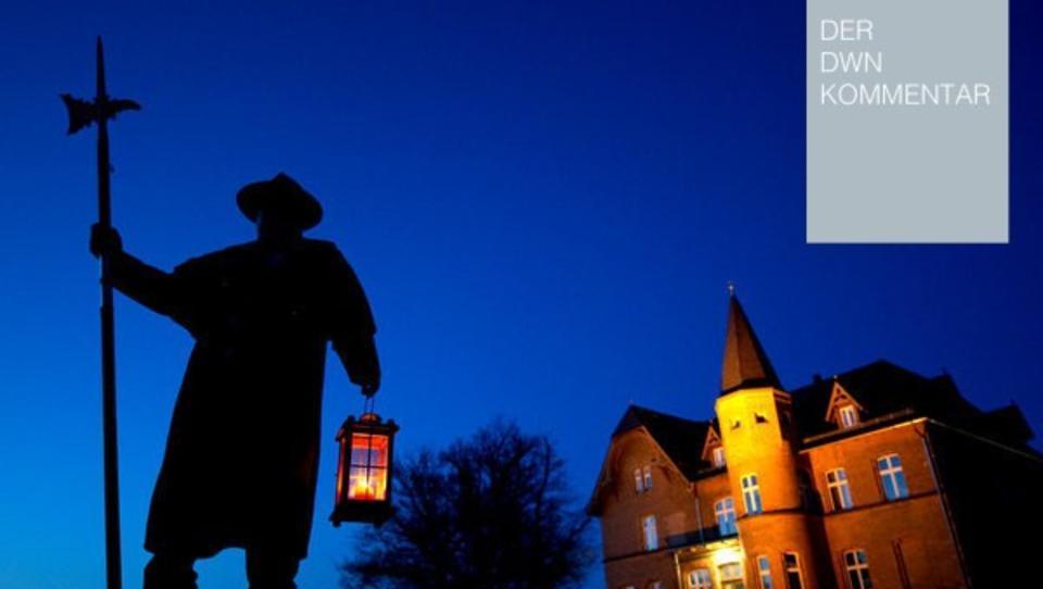 Deutschland, ein Nachtwächter-Staat: Ein Plädoyer für mehr Konsequenz und Härte