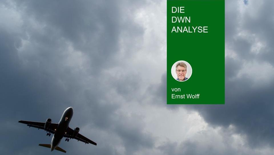 Luftfahrt-Krise: Bisher war es nur ein leichter Gegenwind - jetzt zieht der Sturm auf