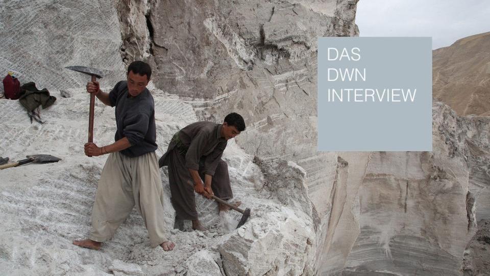 DWN räumt mit Fehlinformationen auf: Rohstoff-Vorkommen in Afghanistan können nicht erschlossen werden