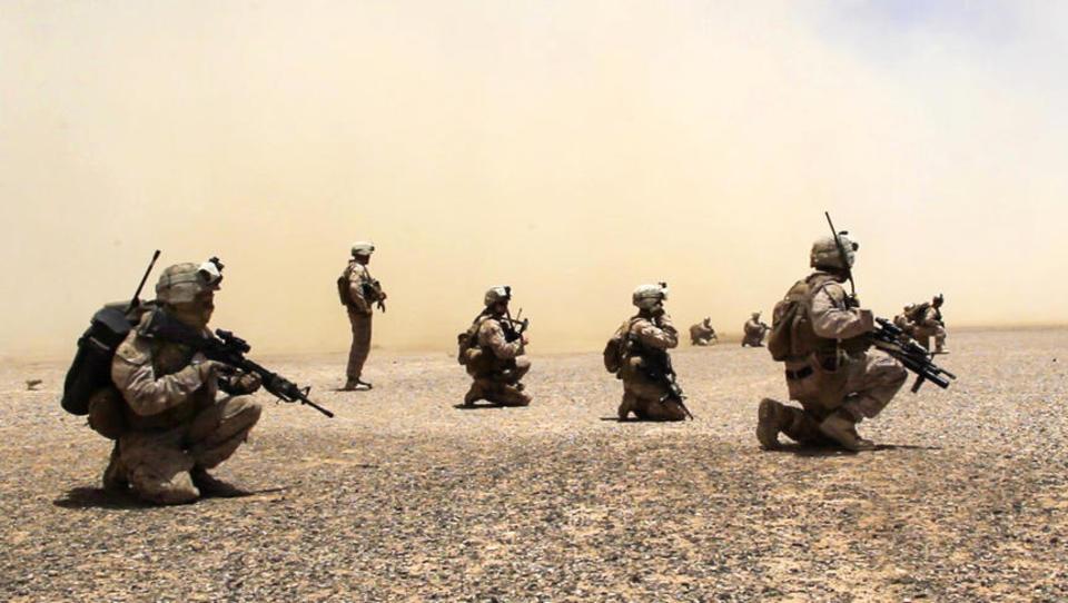US-Regierung verstärkt Armeepräsenz an syrischen Ölfeldern