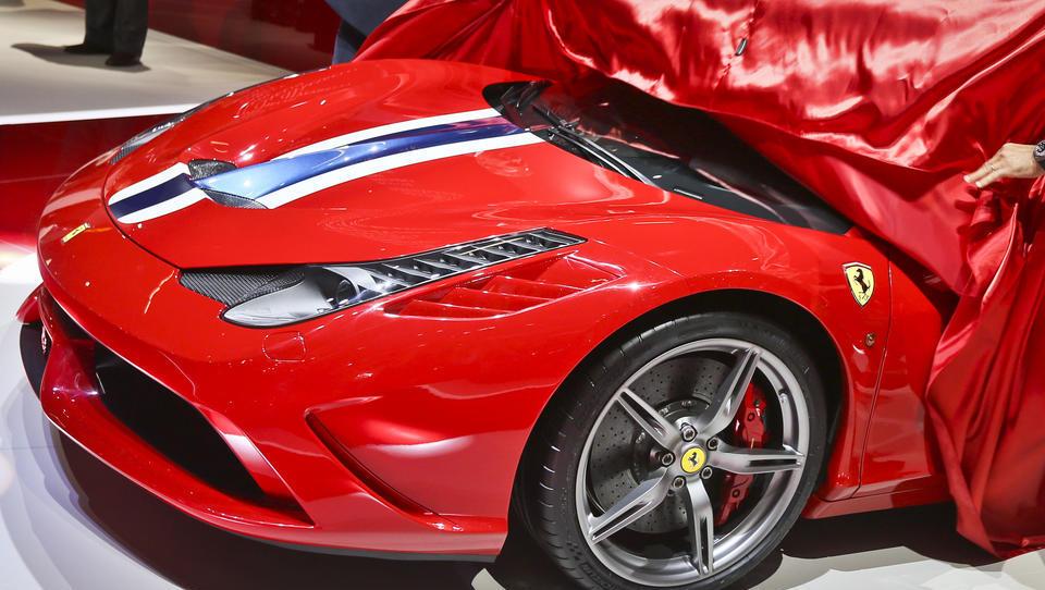 Italien: Gewinn-Einbruch beim Sportwagenbauer Ferrari