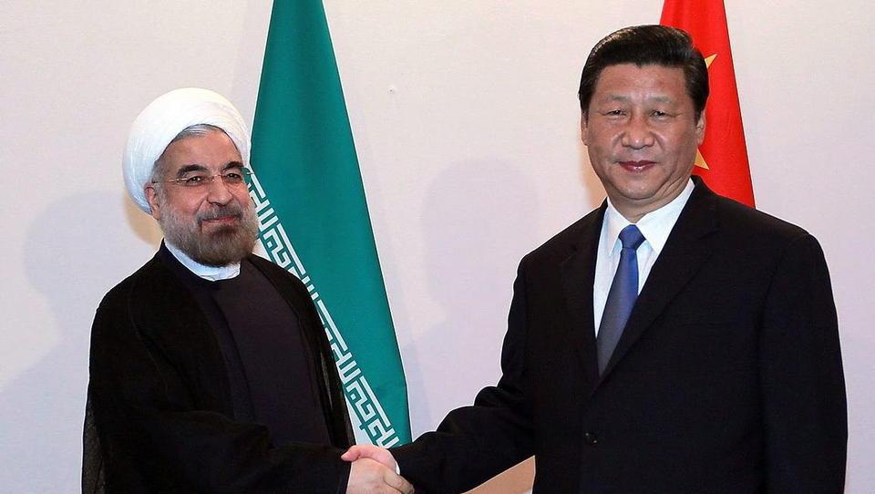 Iran nimmt neue Öl-Pipeline für China-Geschäft in Betrieb, umgeht Sanktionen