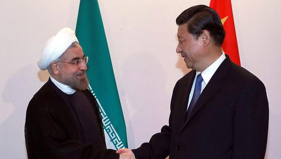 China ist auf das günstige Öl des Iran angewiesen