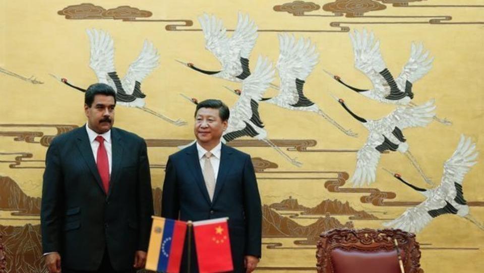 Berichte: China stoppt Importe von venezolanischem Öl