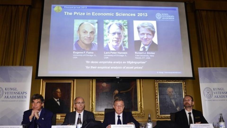 Nobelpreisträger warnt: Niemand kann Coronakrise richtig einschätzen - vor allem die Börsen nicht