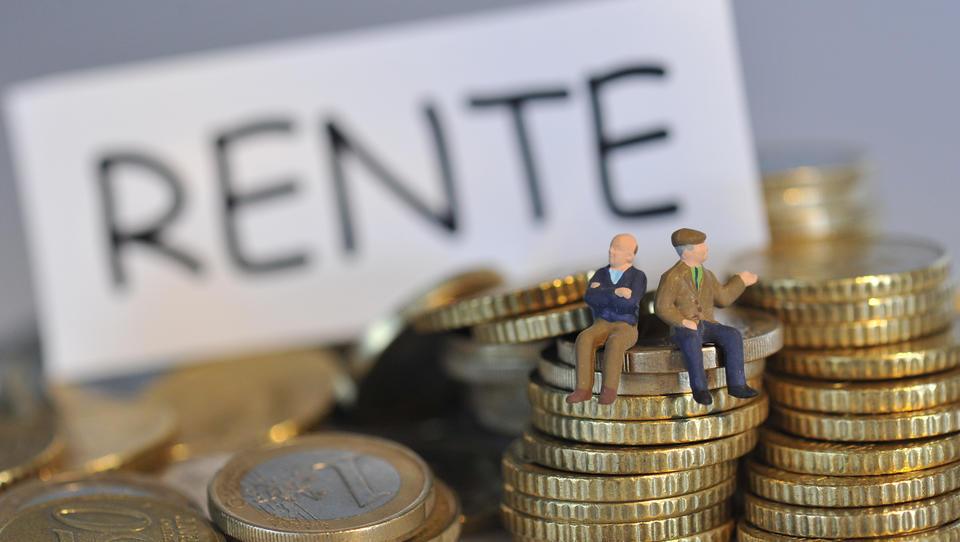 Corona-Lockdown hat Loch von etwa 100 Milliarden Euro in die Rentenkasse gerissen