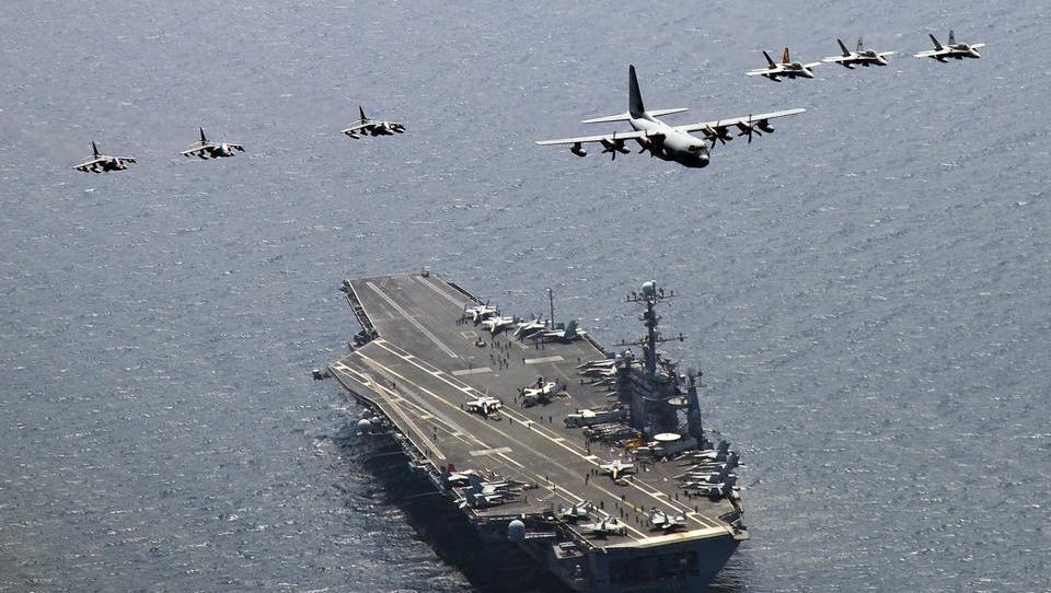 Vier Gründe, die gegen den Krieg zwischen China und Amerika sprechen