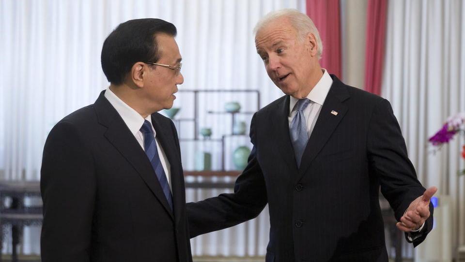 Die USA und China steuern auf einen Kalten Krieg zu