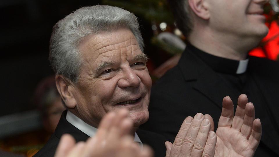 """Rentner Gauck greift Impfgegner an: """"Bekloppte"""""""