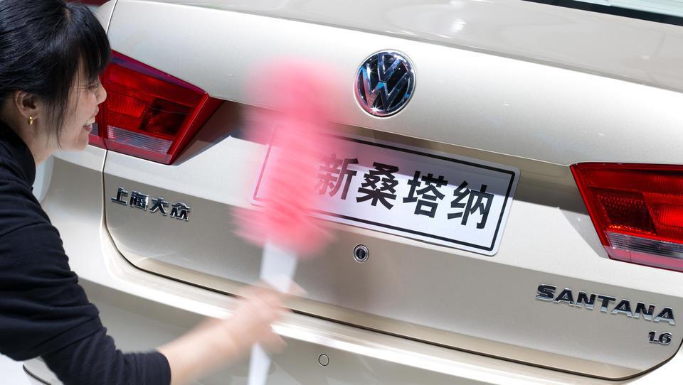 Insider: Volkswagen investiert Milliarden in Chinas Autobranche