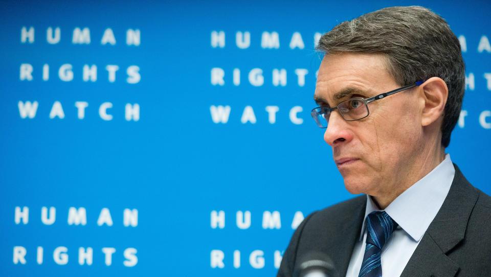 Chef wird in Hongkong abserviert: Human Rights Watch greift China scharf an