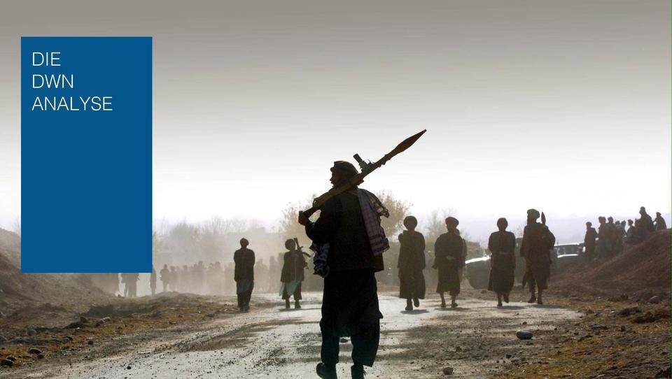 Geopolitik: Russland und Taliban gehen in Afghanistan Bündnis gegen den IS ein