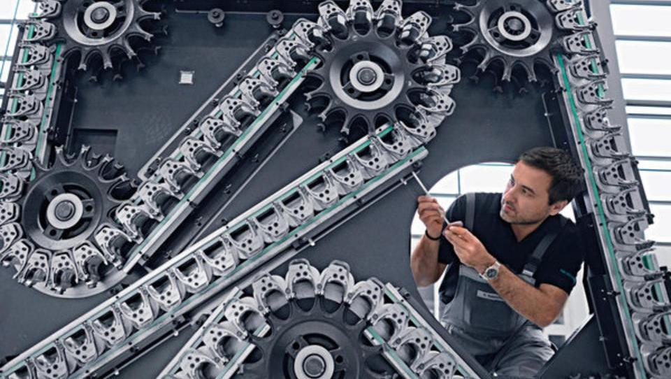 Aufträge brechen ein: Deutsche Werkzeugmaschinen-Industrie verzeichnet starkes Minus
