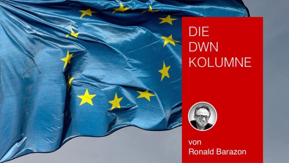 EU: Risse in einem angeblichen Weltreich, das nie ein Weltreich war
