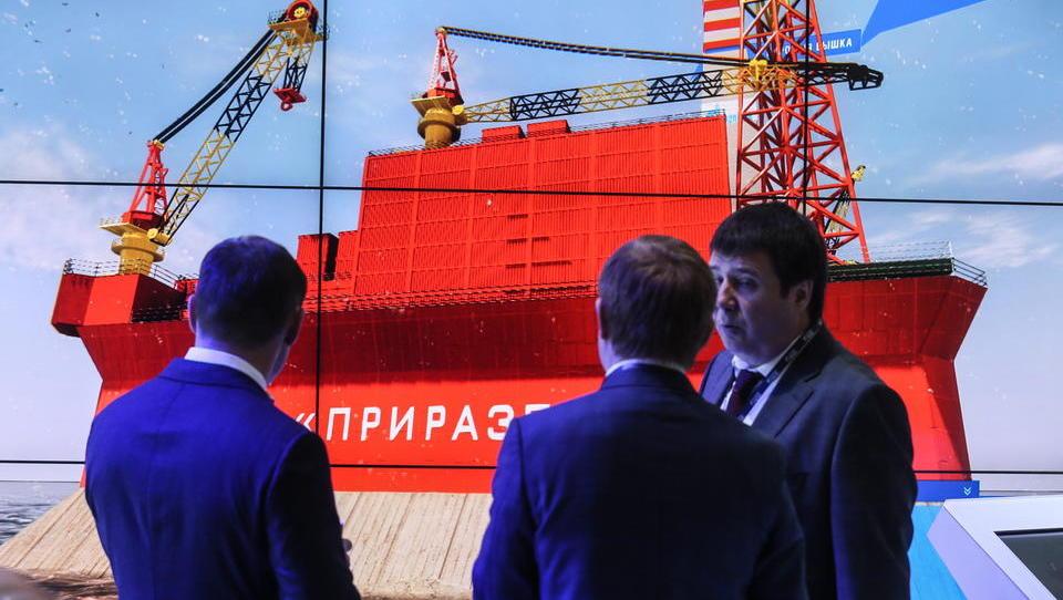 Russland liefert erstmals arktisches Öl nach China