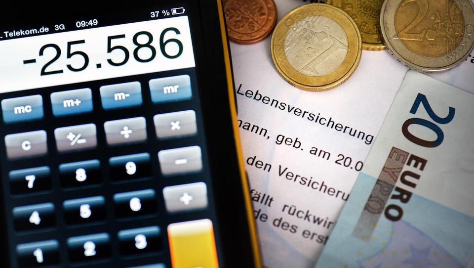 DWN unterstützen und bei unserem Partner über die richtige finanzielle Absicherung informieren