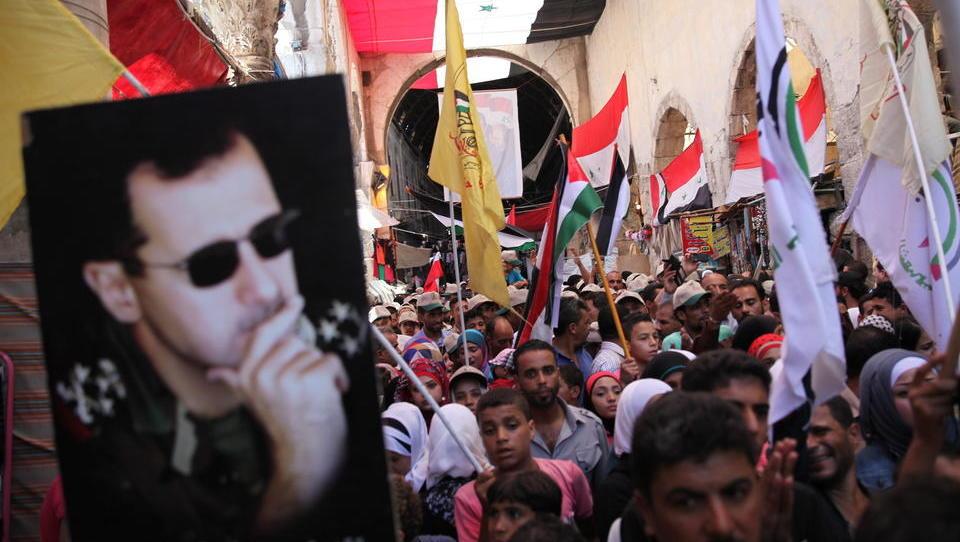 US-Regierung verschärft Wirtschaftskrieg gegen Syrien, Hunger-Revolten sollen Assad stürzen
