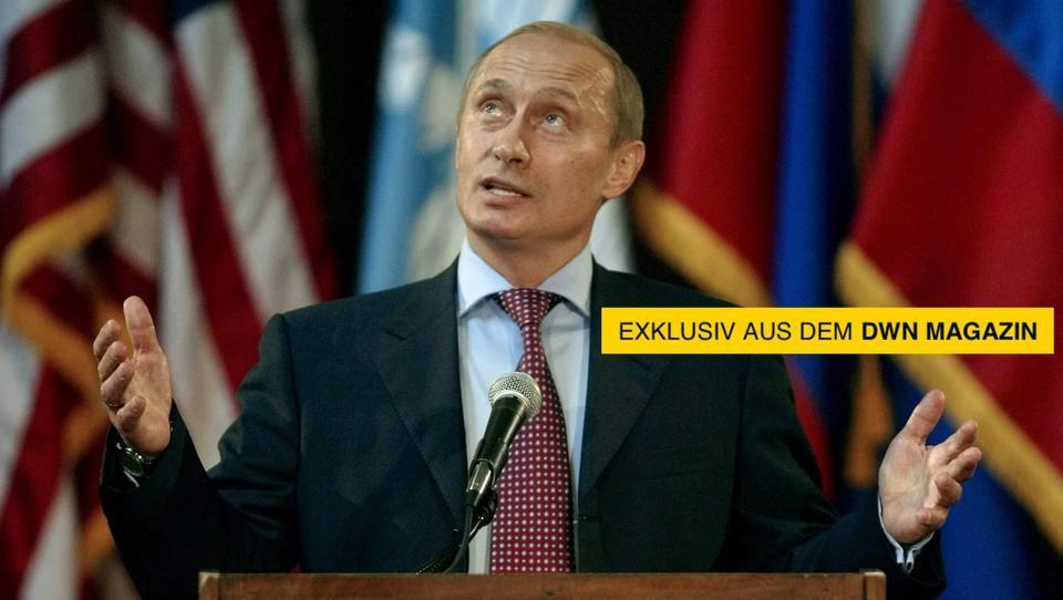Think Tanks in Russland: Hochkompetent - aber ohne Huldigung von Putin geht gar nichts