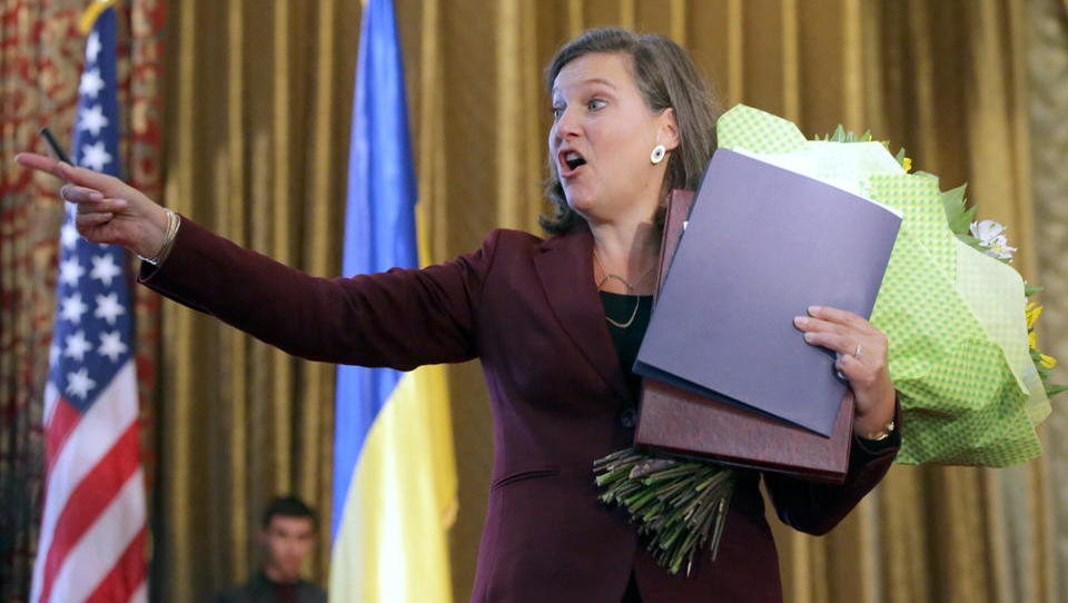 """""""Putin festnageln"""": Wie Victoria Nuland Russlands Präsident stürzen will"""