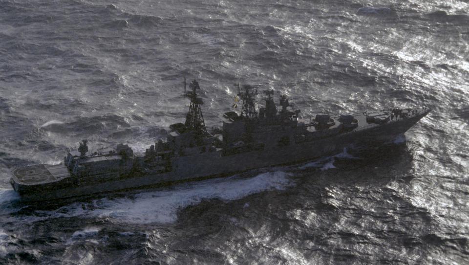 Russland: Mann wollte Geheimdokumente über Nordflotte an CIA übergeben - 13 Jahre Haft