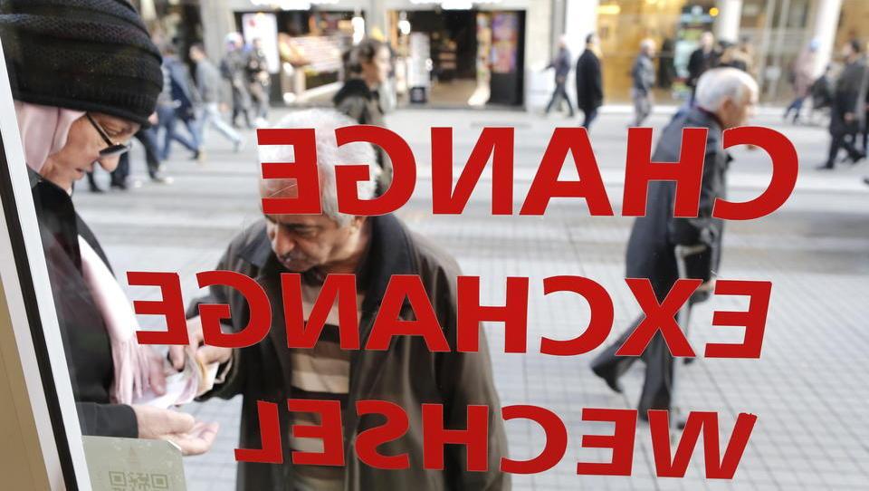 Türkische Lira markiert neue Allzeit-Tiefstände